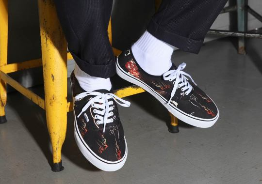 Wacko Maria And Vans To Drop A Japan-Exclusive Authentic