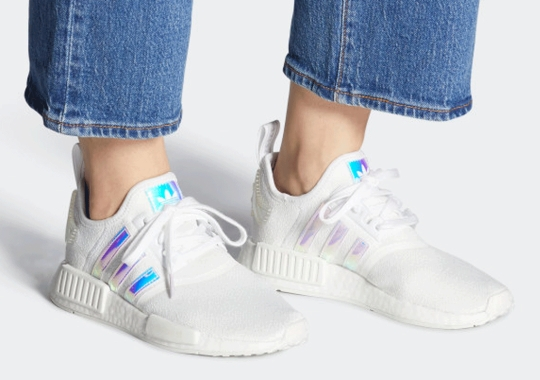 "adidas NMD R1 ""Iridescent"" Drops Exclusively For Women On August 1st"