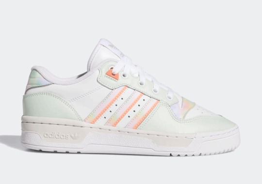 A Summer-Specific adidas Rivalry Lo Is Dropping Soon