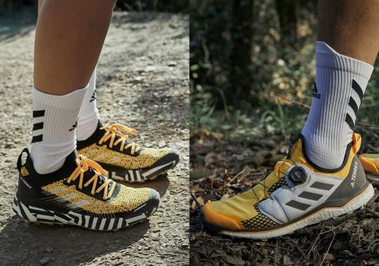 adidas TERREX Presents PROTOHYPE, A Trail Running Series Comprised Of Three New Styles