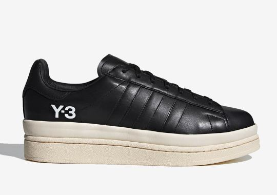 Y-3 Platforms The adidas Superstar With The Hicho Silhouette