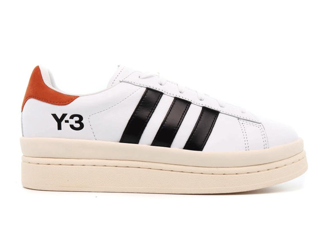 adidas Y-3 Hicho White Black Release