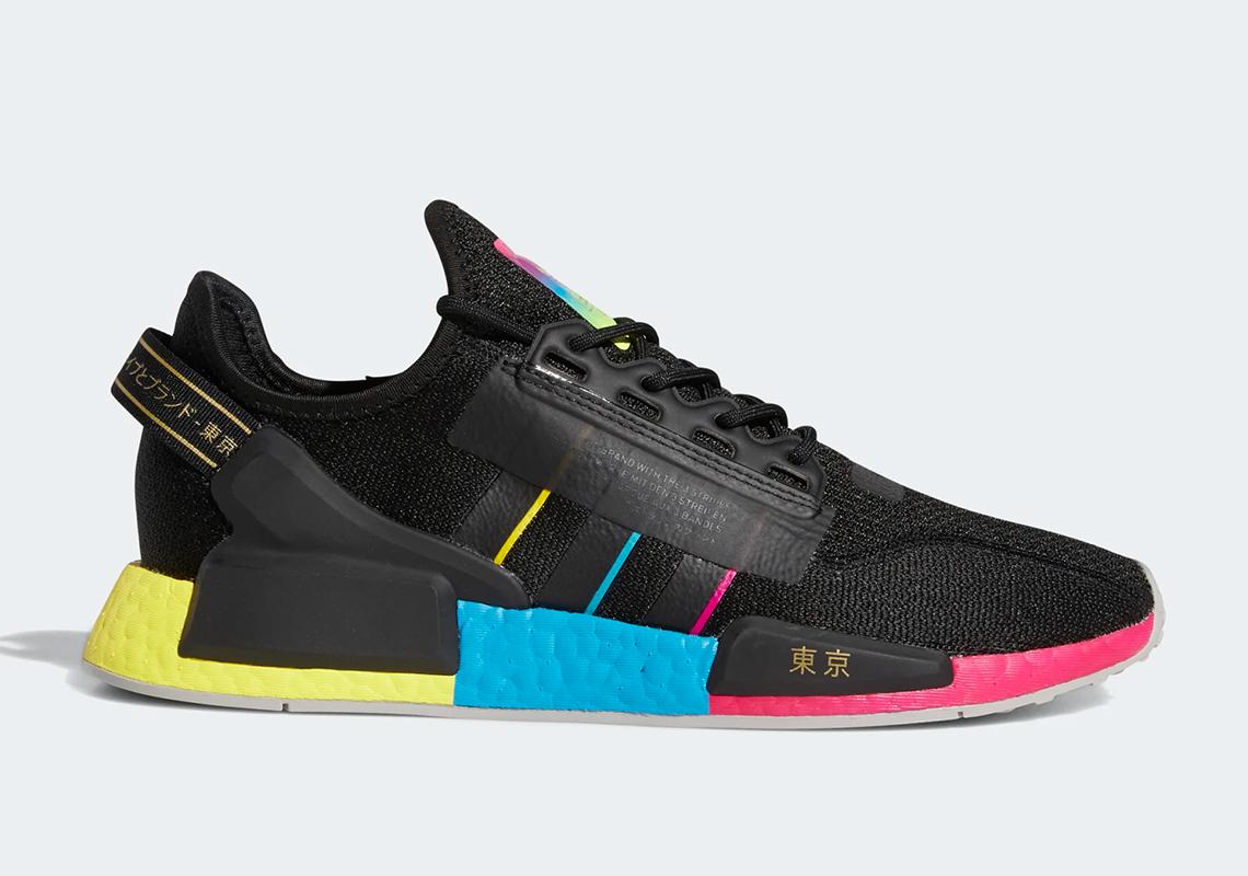 adidas NMD R1 V2 Tokyo Nights FY1251 | SneakerNews.com