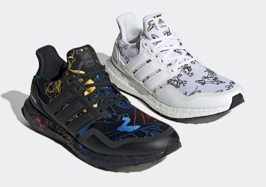The Disney x adidas Ultra BOOST DNA Pack Drops On July 15th