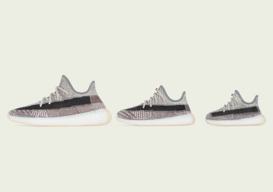 "Where To Buy The adidas Yeezy Boost 350 v2 ""Zyon"""