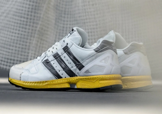 adidas Imposes The Superstar Onto The ZX8000