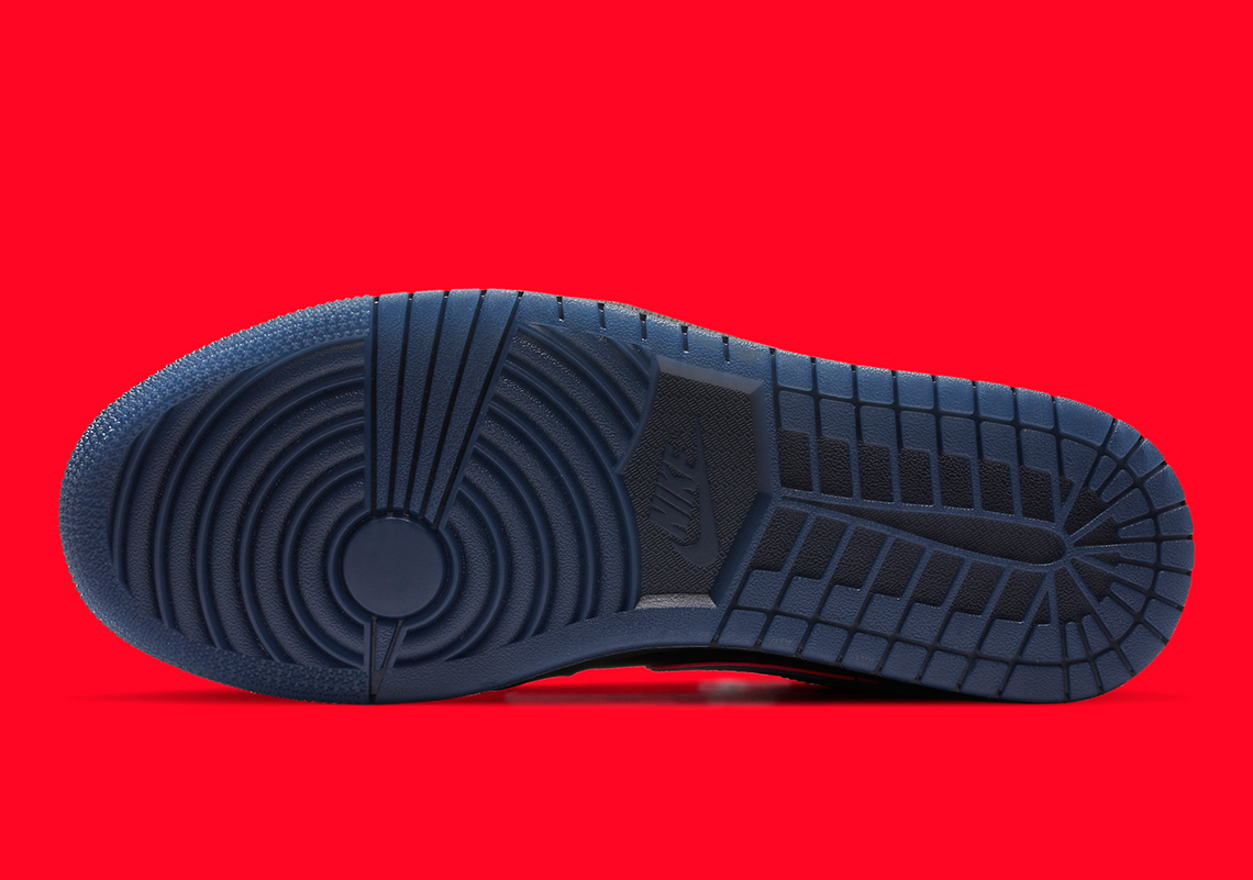 Air Jordan 1 Low Black Red Orbit Ck3022 006 Sneakernews Com