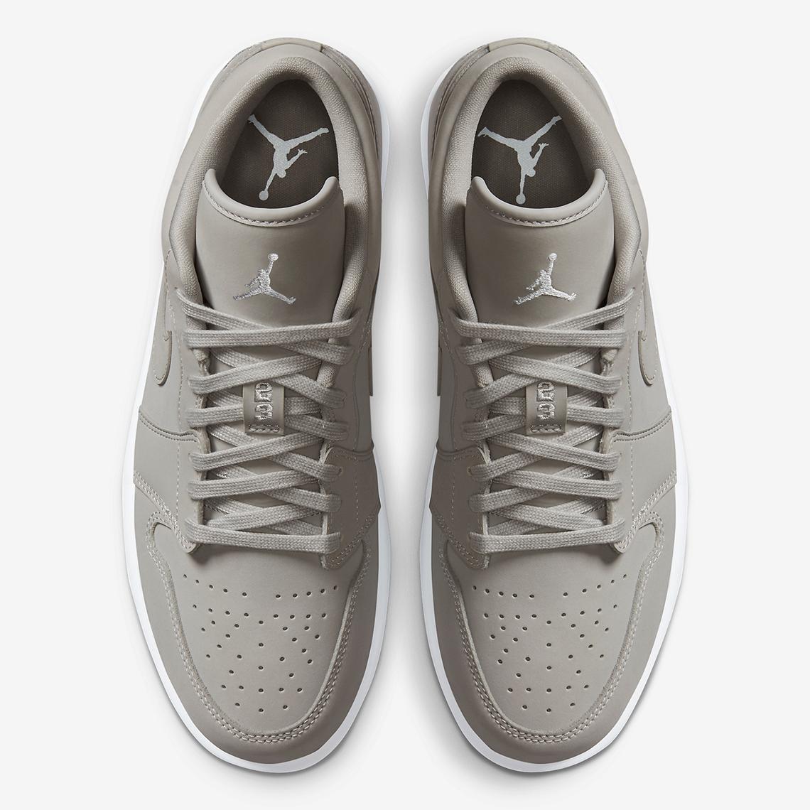 Air Jordan 1 Low Grey Fog DC0774-002 | SneakerNews.com