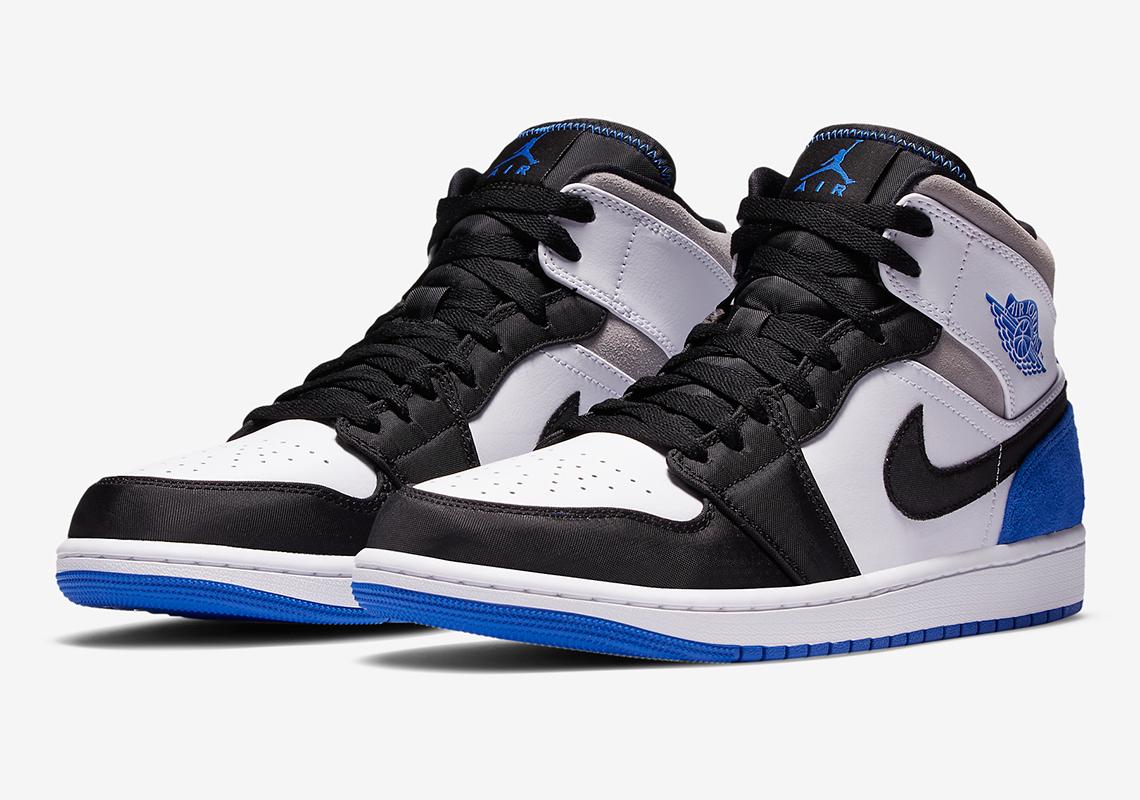 cocaína Señor sentido  Air Jordan 1 Mid SE Royal 852542-102 Release Info   SneakerNews.com