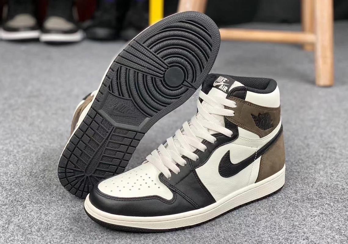 Air Jordan 1 Dark Mocha 555088-105 Release Date | SneakerNews.com