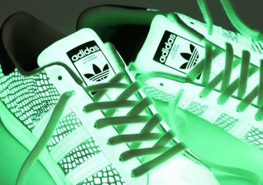 "atmos Teases An adidas Superstar ""Reflective Snake"" Collaboration"