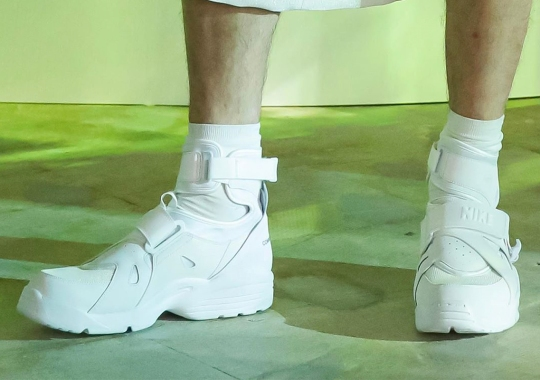 COMME des GARCONS HOMME PLUS To Revive The Air Carnivore For SS21