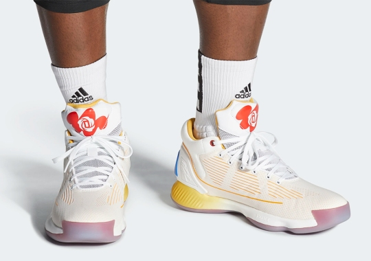 Derrick Rose's adidas D Rose 10 McDonald's Collaboration Is Available