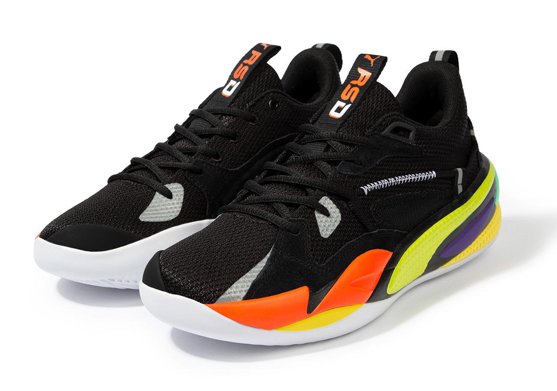 J. Cole Puma RS-Dreamer Black - Release