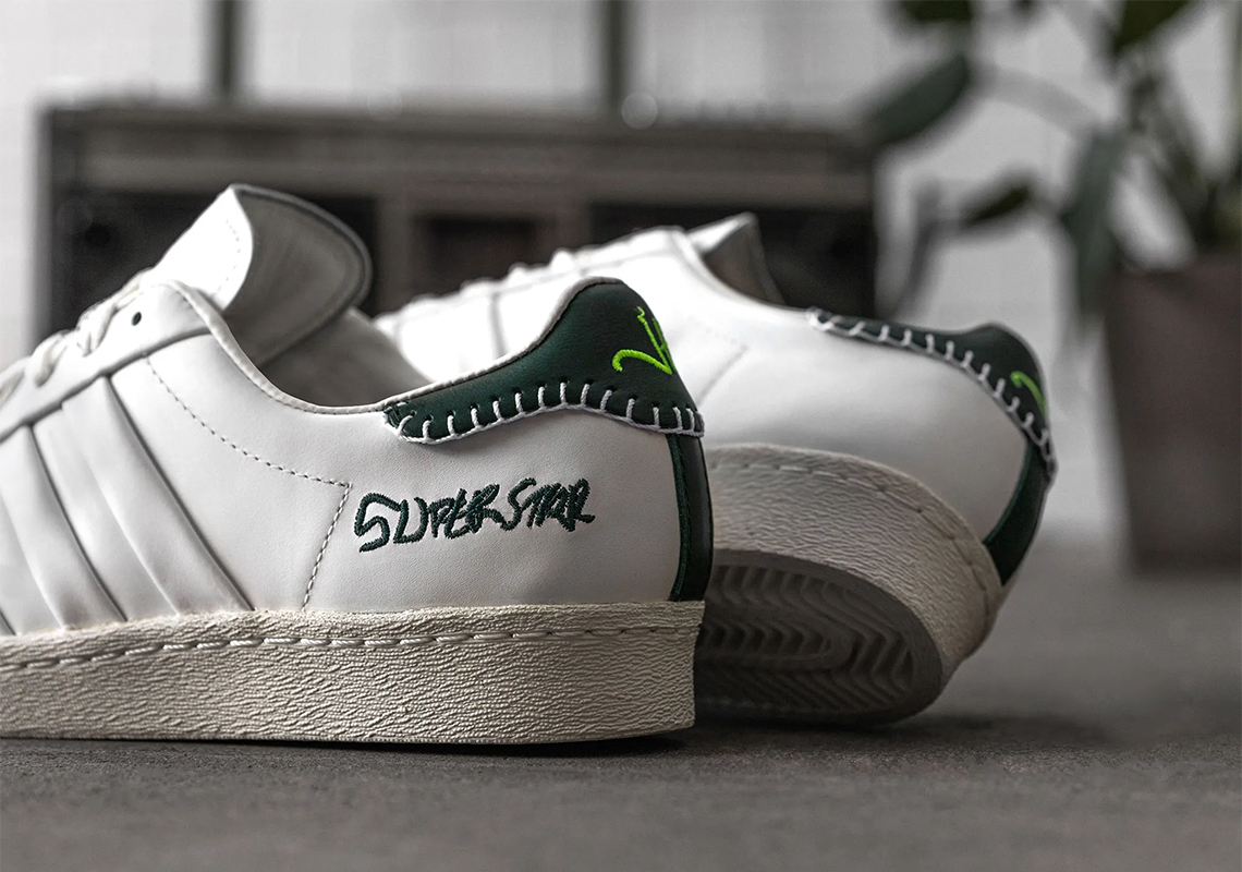 Jonah Hill's adidas Superstar Collaboration Releases July 11th