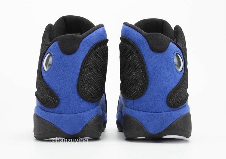 Air Jordan 13 Hyper Royal 414571 040 Sneakernews Com