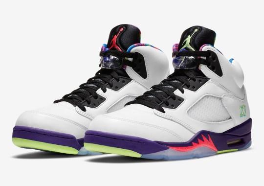 """A Detailed Look At The Air Jordan 5 """"Bel-Air"""""""