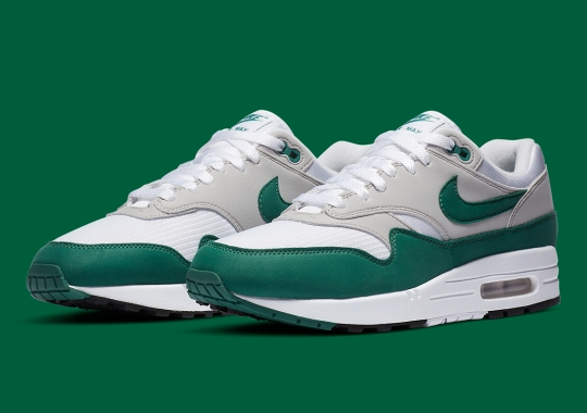 Nike Brings Back The Air Max 1 Anniversary In Evergreen