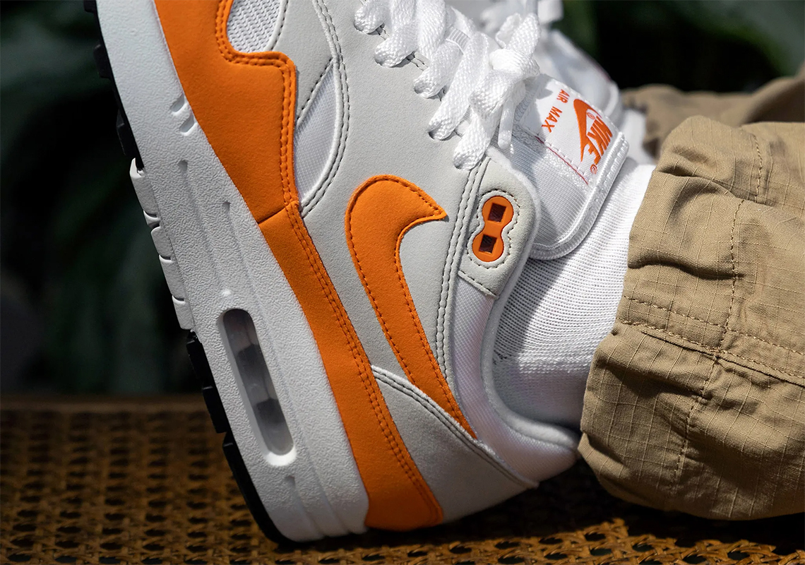 Nike Air Max 1 Magma Orange Dc1454 101 Sneakernews Com