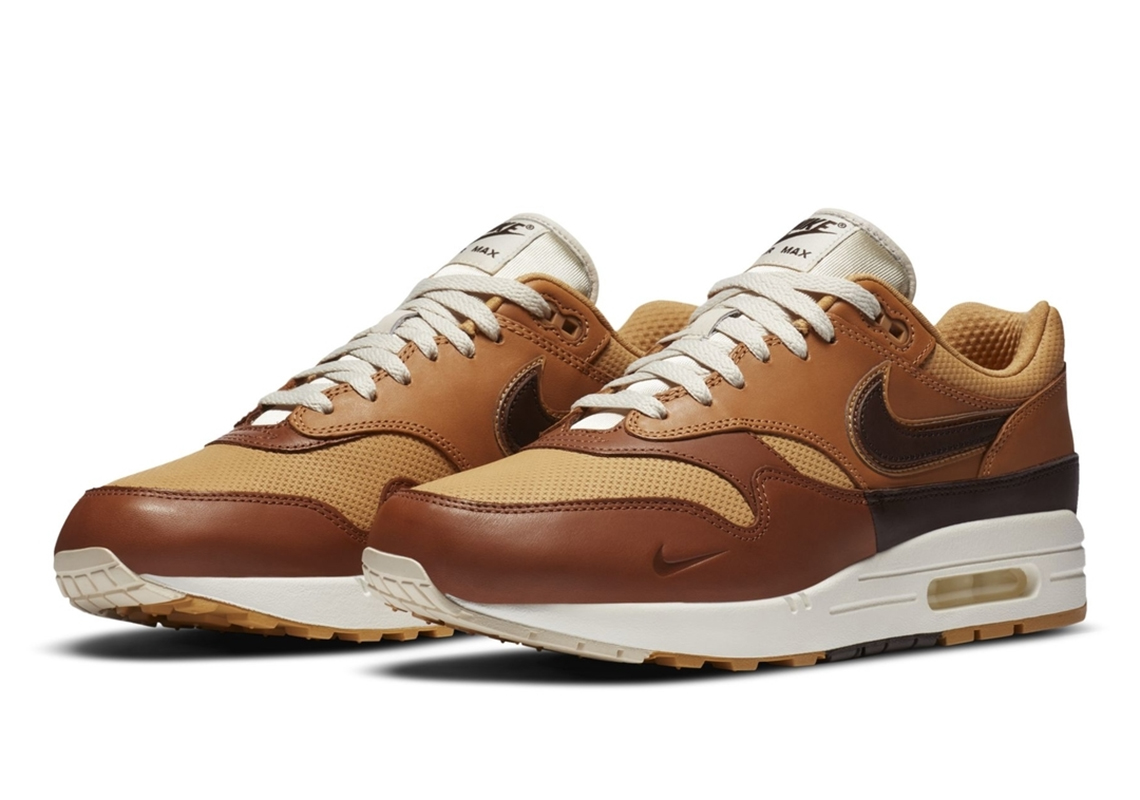 Nike Air Max 1 SNKRS Day Wheat