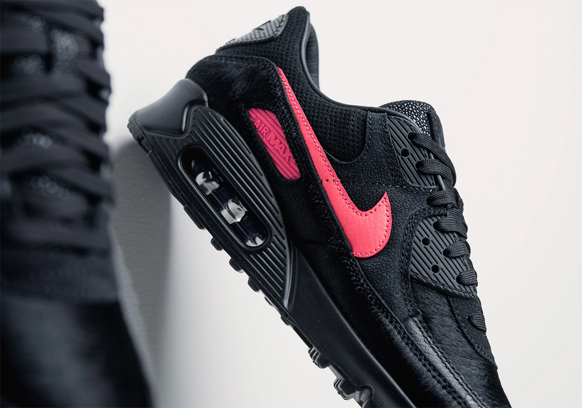 Air Max 90 'Exotic Animal Pack - Infrared Blend'