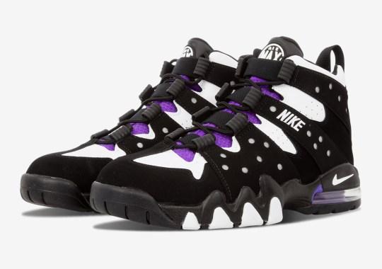 Charles Barkley's Nike Air Max CB 94 Is Returning Soon