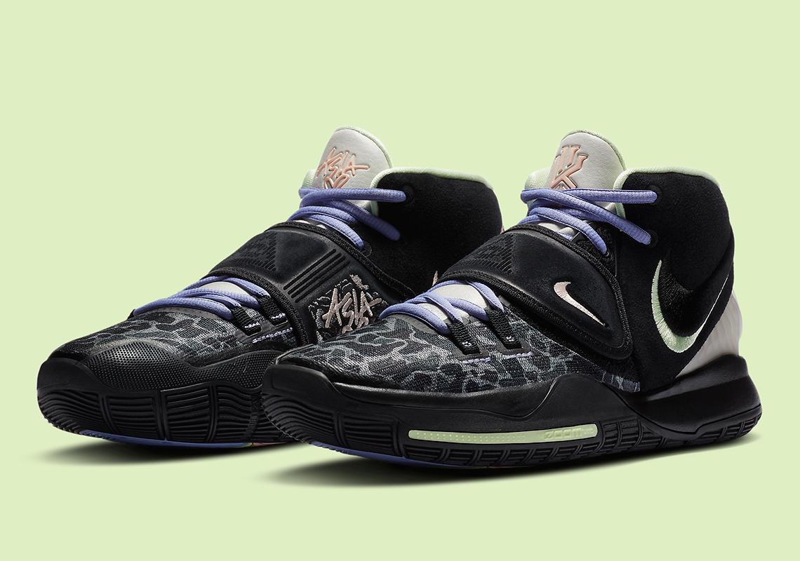 Nike Kyrie 6 Asia Black Purple CD5031