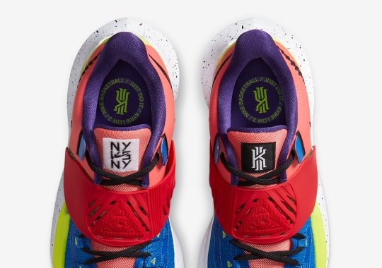 The Nike Kyrie Low 3 Gets A Colorful NY vs. NY Edition