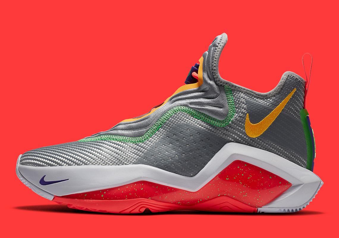 Nike LeBron Soldier 14 CK6047-001