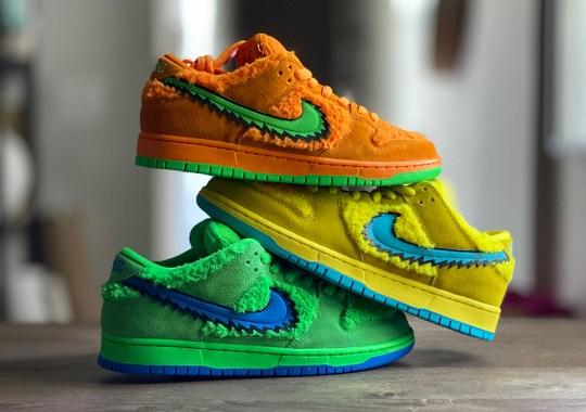 Bill Walton, Bonafide Dead-head, Gives Us His Take On The Grateful Dead Nike SB Dunks