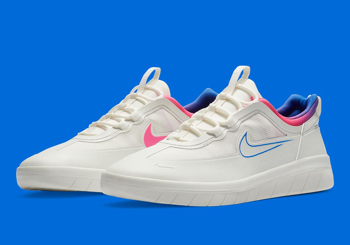 Nike SB Nyjah Free 2 Olympics - Release