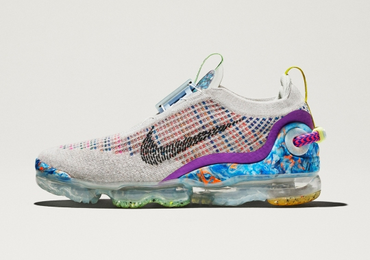 The Sustainability-Focused Nike Vapormax 2020 Flyknit Is At Least 50% Trash
