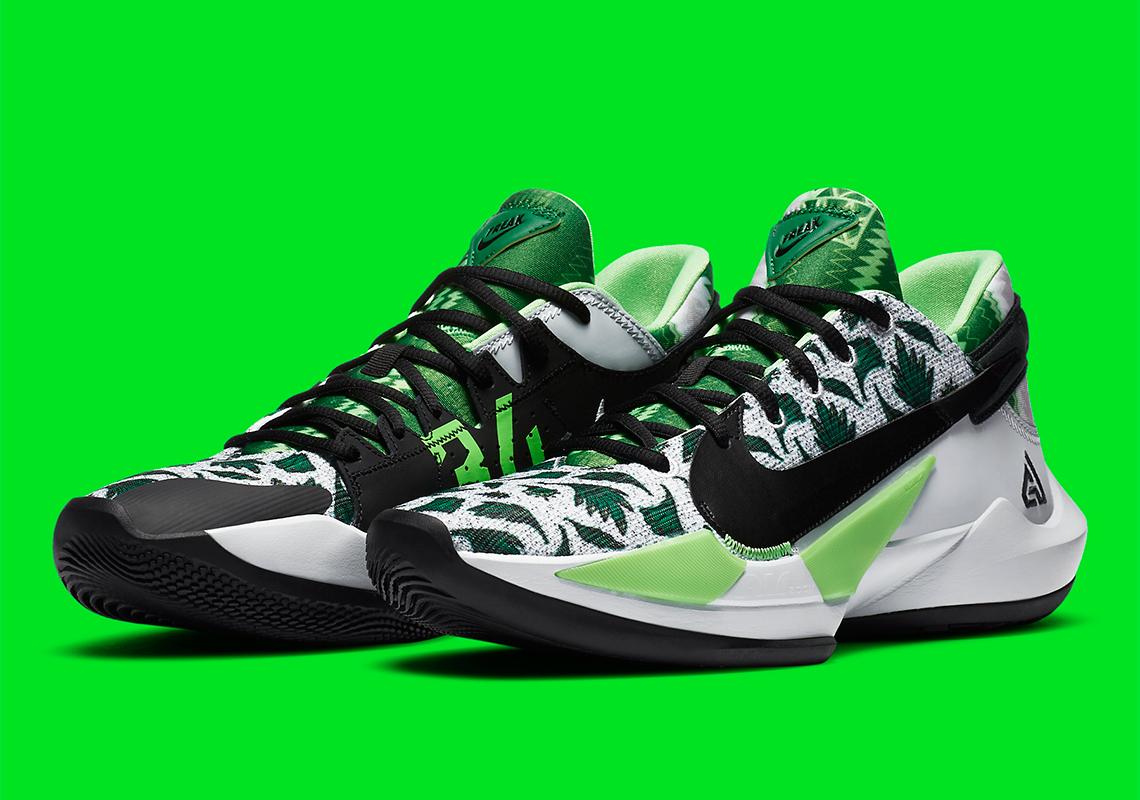 "Nike Zoom Freak 2 ""Nigeria"" DA0907-002   SneakerNews.com"