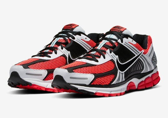 Nike Zoom Vomero 5 Is Returning In Bright Crimson