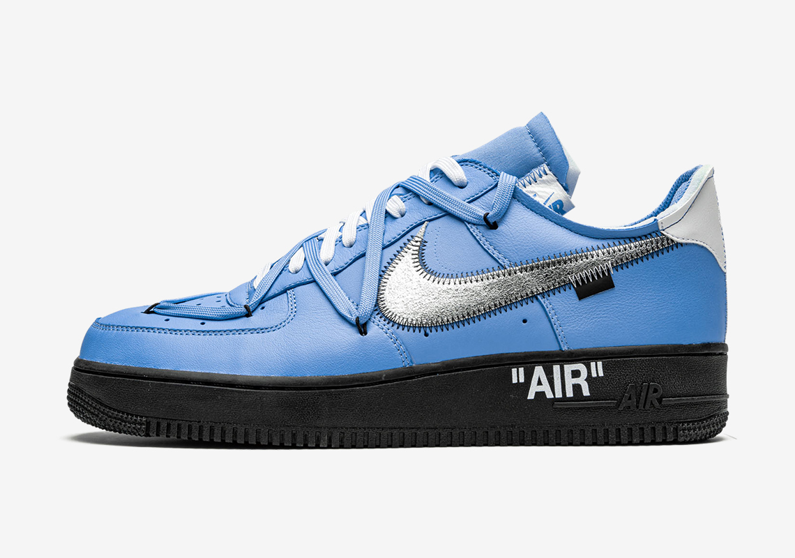 Off White Nike Air Force 1 Mca Sample Photos Sneakernews Com