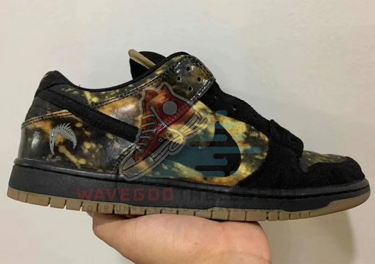 Is Another Pushead x Nike SB Dunk Low Is Coming?