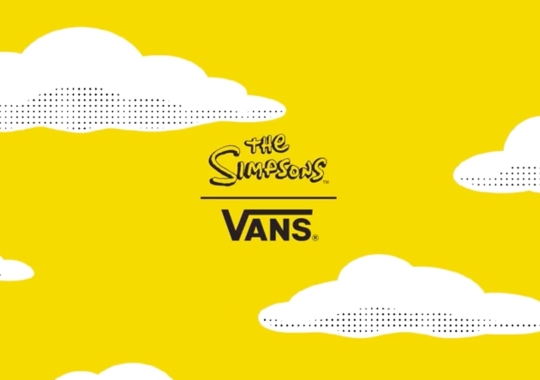 Vans Teases Upcoming Collaboration With The Simpsons