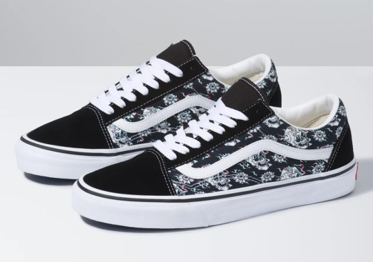 """Vans Releases A """"Flash Skulls"""" Pack With Three Options"""