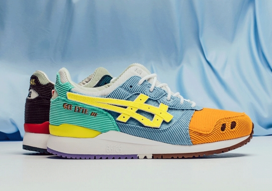 Sean Wotherspoon x atmos x ASICS GEL-Lyte 3 Releases Tomorrow