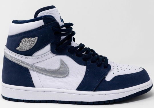 "The Air Jordan 1 CO.JP ""Midnight Navy"" To Release This Holiday Season"