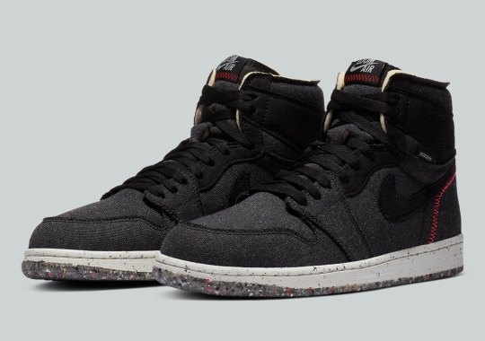 Official Images Of The Air Jordan 1 High Zoom Crater