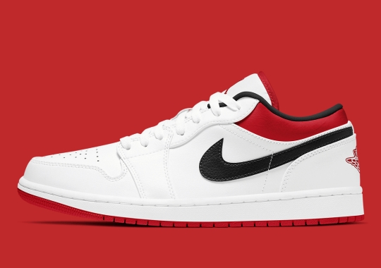 Another Classic Bulls Theme Appears On The Air Jordan 1 Low