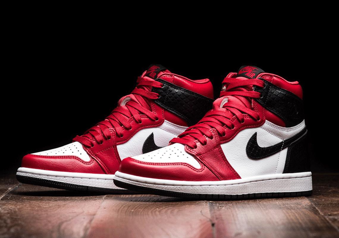 Air Jordan 1 Satin Red CD0461-601 Store