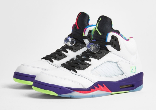 "Where To Buy The Air Jordan 5 ""Bel-Air"""