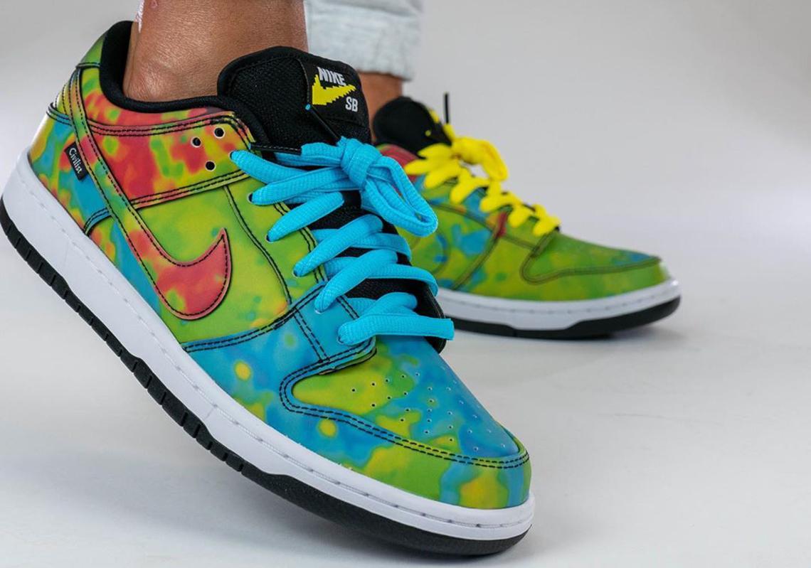 Civilist Nike SB Dunk Low CZ5123-001 Release Info ...