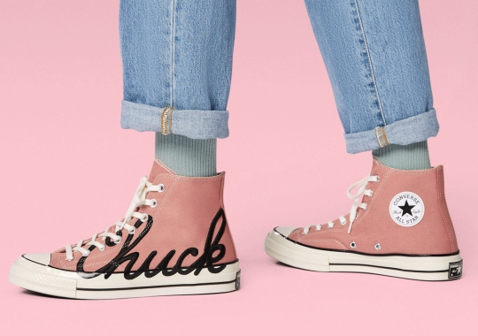 Converse Brings The Chuck Taylor Signature To The Chuck 70