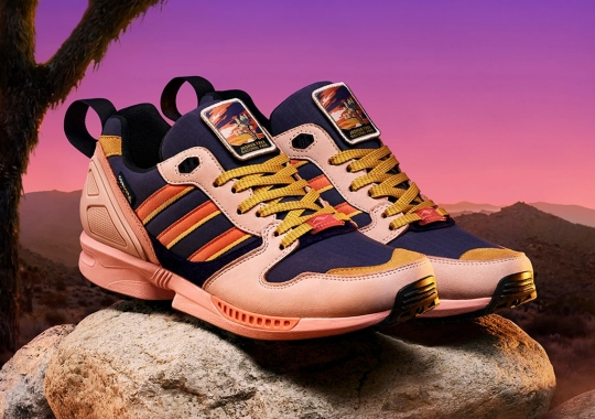 adidas' A-ZX Series Lands In Joshua Tree With The ZX 5000