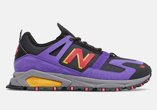 The New Balance X-Racer Trail Sees A Familiar Outdoor-Ready Color Scheme
