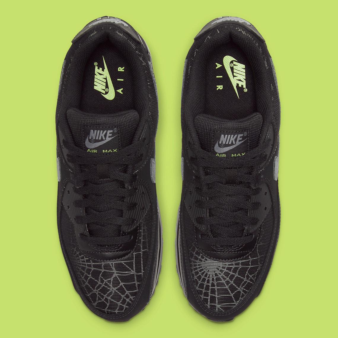 Black Friday Halloween Deals 2020 Halloween Nike Air Max 90 DC3892 001 Release Info | SneakerNews.com