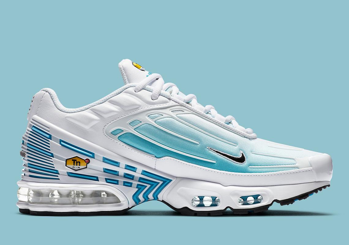 Nike Air Max Plus 3 CK6715-100 Release Info | SneakerNews.com